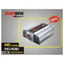 Měnič napětí CARSPA SUT1224-20A, z 12V na 24V, 20A, 480W