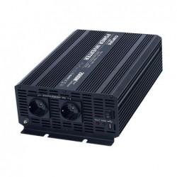 Mikroměnič napětí CARSPA SS260 260W, čistá sinus, GridFree, DC-AC 230V, MPPT
