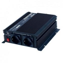 Nabíječka Carspa ENC12/24-30D autodetekce 12V/30A nebo 24V/15A, 7 stupňů dobíjení, digitální display