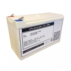 LiFePO4 lithium baterie...