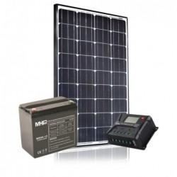 Solární systém 50Wp/12V/65Ah - SET50
