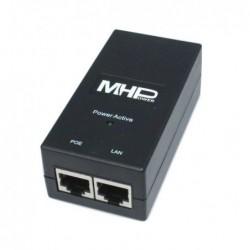 MHPower napájecí POE adaptér 48V 0