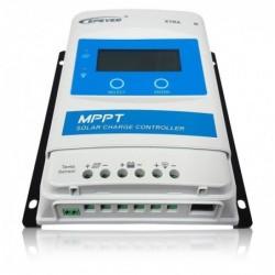 MPPT solární regulátor EPsolar 100VDC/ 10A série XTRA - 12/24V