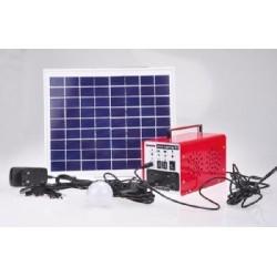 Systém solárního osvětlení...
